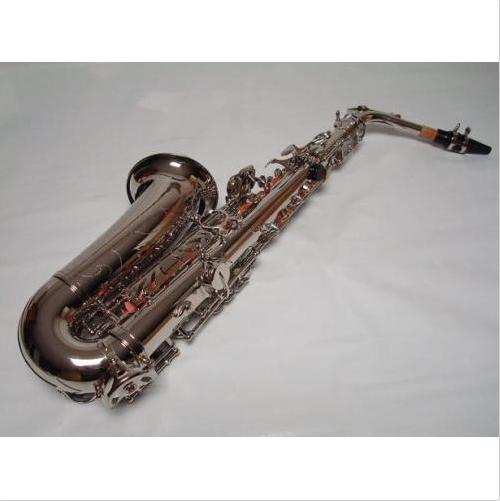 Argento professionale Sassofono Contralto Sax Brand New - 3