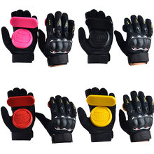 Cycling Glove 1 Pair Longboard Armguard Durable PROTECTIVE GLOVES Skateboard Accessories Protection High Quality Protector