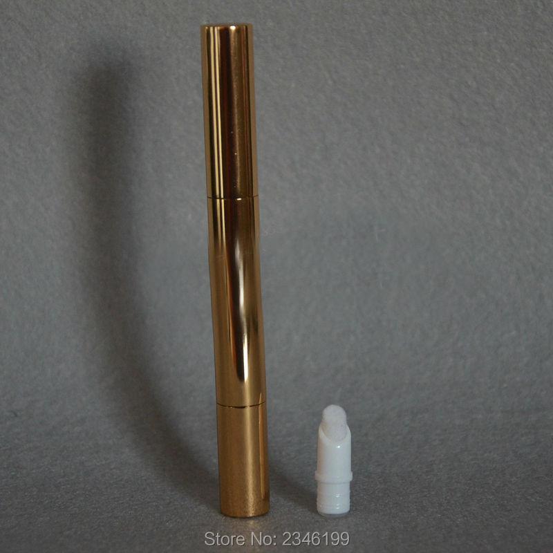 3 ml 40 stks / partij plastic lege elegante lipgloss tube, aluminium - Huidverzorgingstools - Foto 4