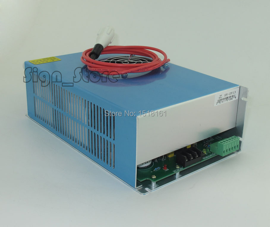 Profeesional Reci 100w W4 Z4 Tube Co2 Laser Power Supply DY13 for Laser Cutter Engraver