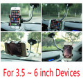 Car Phone Holder Cover Coque Case For iPhone 6 6S Plus 5 5S 5C 4 For Samsung Galaxy S7 S6 Edge Grand Prime For LG G5 G4