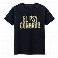 Высокая-Q Штейнс ворота EL PSY congroo окабе rintarou хлопковая Футболка Makise Kurisu футболка