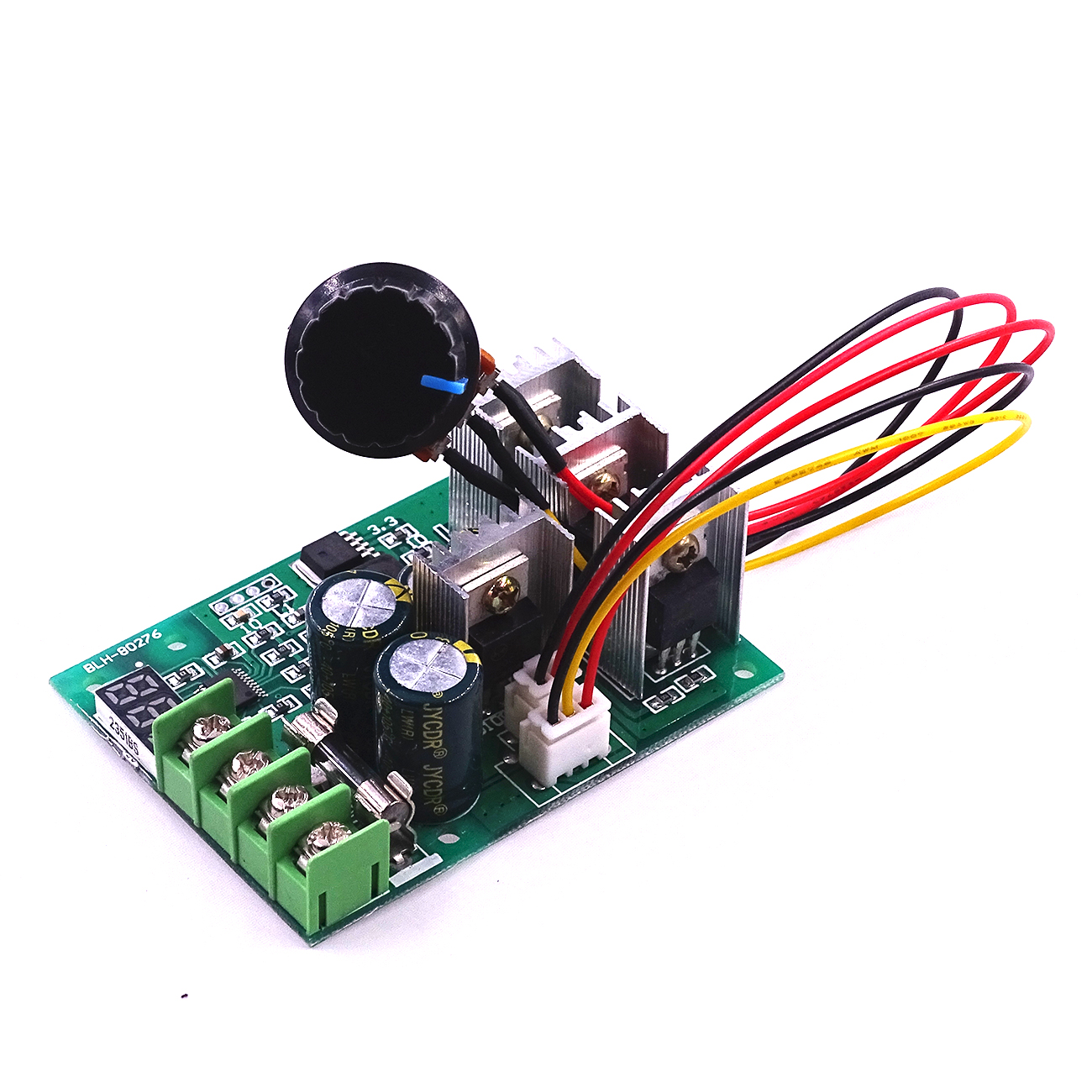 Conscientious Dc6-60v 30a Digital Display 0~100% Adjustable Drive Module Pwm Dc Motor Speed Controller Relieving Rheumatism Active Components Electronic Components & Supplies