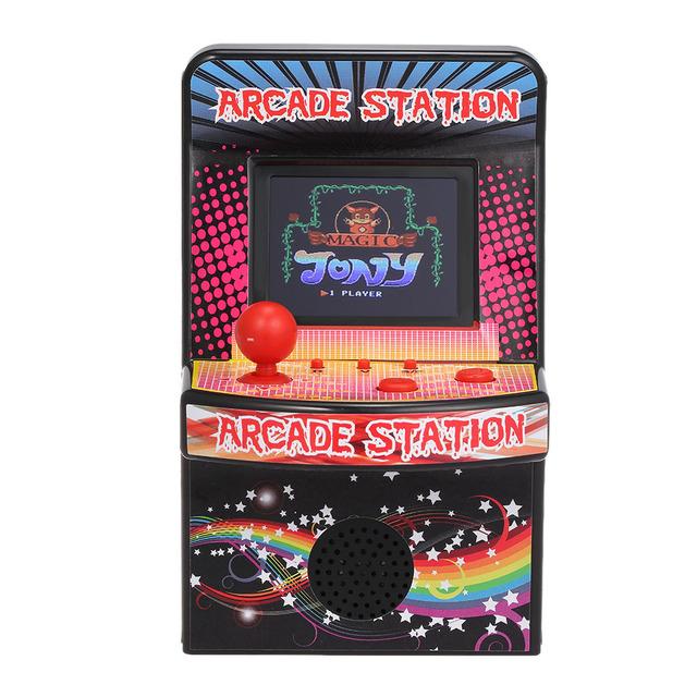BL-883 Portable Retro Handheld video Game Console 8 bit 240 Classic Games Game Machine Mini Arcade Games no need gamepad