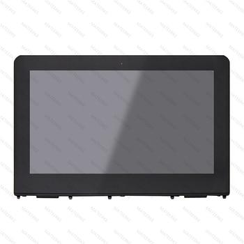LCD Touch Screen Glass Assembly+Bezel For HP Stream x360 11-aa011ur 11-aa010ur 11-aa008ur 11-aa014la 11-aa010nd 11-aa032la