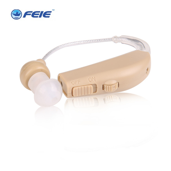 hearing aid latest sound amplifier rechargeable double listening devices Free shipping for the deaf elderly S 108
