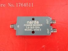 [Белла] Narda 4456-2 2-18 ГГц два питания делитель мощности SMA
