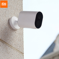 Xiaomi IMILAB CMSXJ11A IP65 Smart IP Camera Battery CCTV Camera AI Humanoid Detection Surveillance Camera Wifi Wireless 1080P