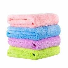 microfiber Face Towel super absorbent towels Soft Comfortable no pilling bath towel 1pcs 27*50cm for adults