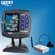 Lucky Fish Finder FF918-CWLS wireless  Echo sounder Wireless Sensor Sonar for Fishing Fishfinder for Boat #C5