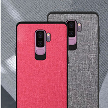 For Samsung s9 case cover shockproof business back cover for samsung galaxy s9 plus Anti-skid Soft capa for galaxy s 9 s9+ cases for samsung galaxy note8 fitted shockproof back cover anti skid anti fingerprint silicone soft black tpu phone case