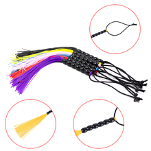 PU Leather Whip Adults Games Flogger Nine Tail Adult Alternative Handle Slave Game SM Product Erotic Toys New SM Sex Toy