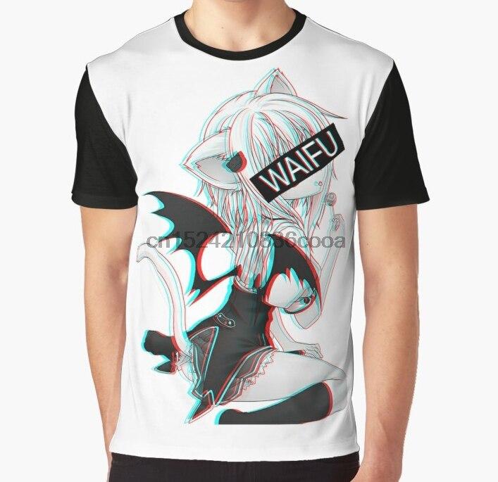 All Over Print Women T Shirt Men Funny Tshirt High School DxD - Koneko Waifu Graphic Women T-Shirt