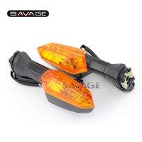 For KAWASAKI NINJA 250R 300 400 650 1000 2011-2016 Motorcycle Rear Turn Signal Indicator Light Blinker Lamp Bulb A