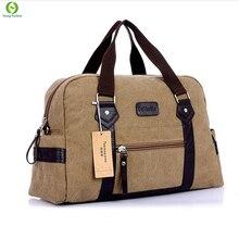 Neue Mode männer frauen handtasche lässig leinwand reise seesäcke männer reise seesäcke frauen travel duffel taschen