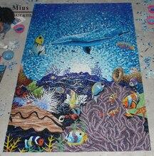 Glass swimming pool tile mosaic design free shipping sea blue glass mosaic tile outdoor wall floor tile swimming pool kitchen shower mosaic hot melt wallpaper lshm06