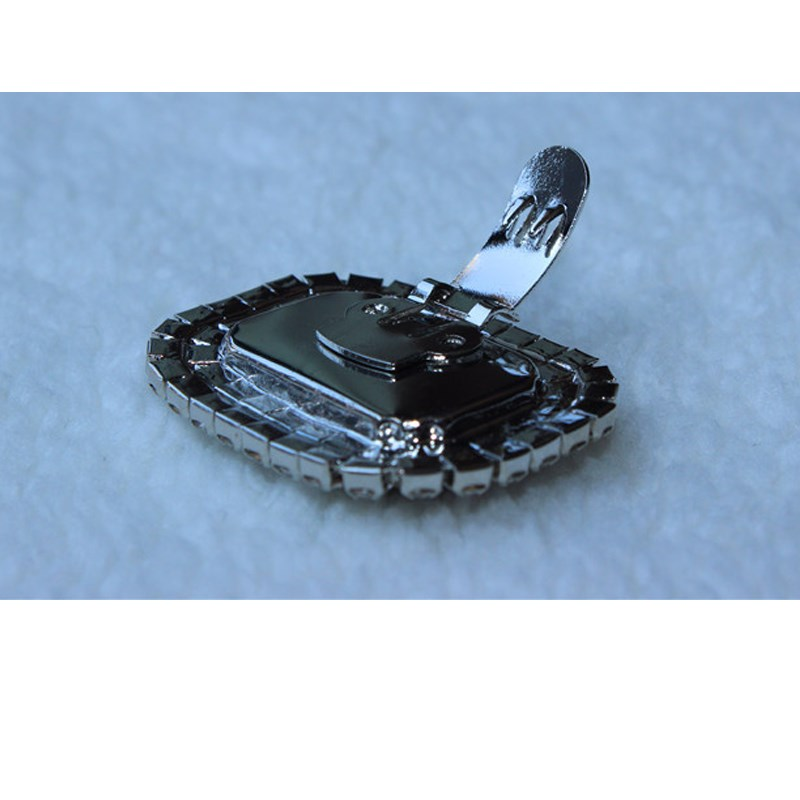 1pcs μεταλλικό γυαλί κράμα γυαλιού - Αξεσουάρ παπουτσιών - Φωτογραφία 6