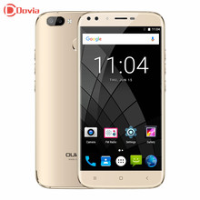 Oukitel U22 3G Smartphone de 5.5 pulgadas Android 7.0 Quad Core 2 GB RAM 16 GB ROM Dual Sensor de Huellas Dactilares Cámaras delanteras