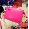 2017 Special Offer Candy Color PU Leather Women Clutch Solid Women Messenger Bags New Bolsas Fashion Envelope Women Handbag A918