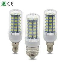 5W 7W 9W 12W 15W E27 E14 LED Corn Light Bulb 24 36 48 56 69 Leds Lamp Energy Saving Bulbs