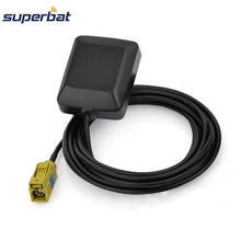 Superbat 자동 RV 보트 트럭 자동차 안테나 3m 케이블 Fraka K 잭 커넥터 시리우스 XM 위성 라디오 방수