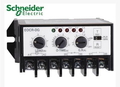 EOCR-DG (T) Korea three and EOCR motor protector EOCR-DG-05N/R dg placement using ga and pso