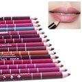 1pcs  Waterproof Lip Liner Pencil 15CM many Colors Women's Professional Long Lasting Lip liner pen makeup New