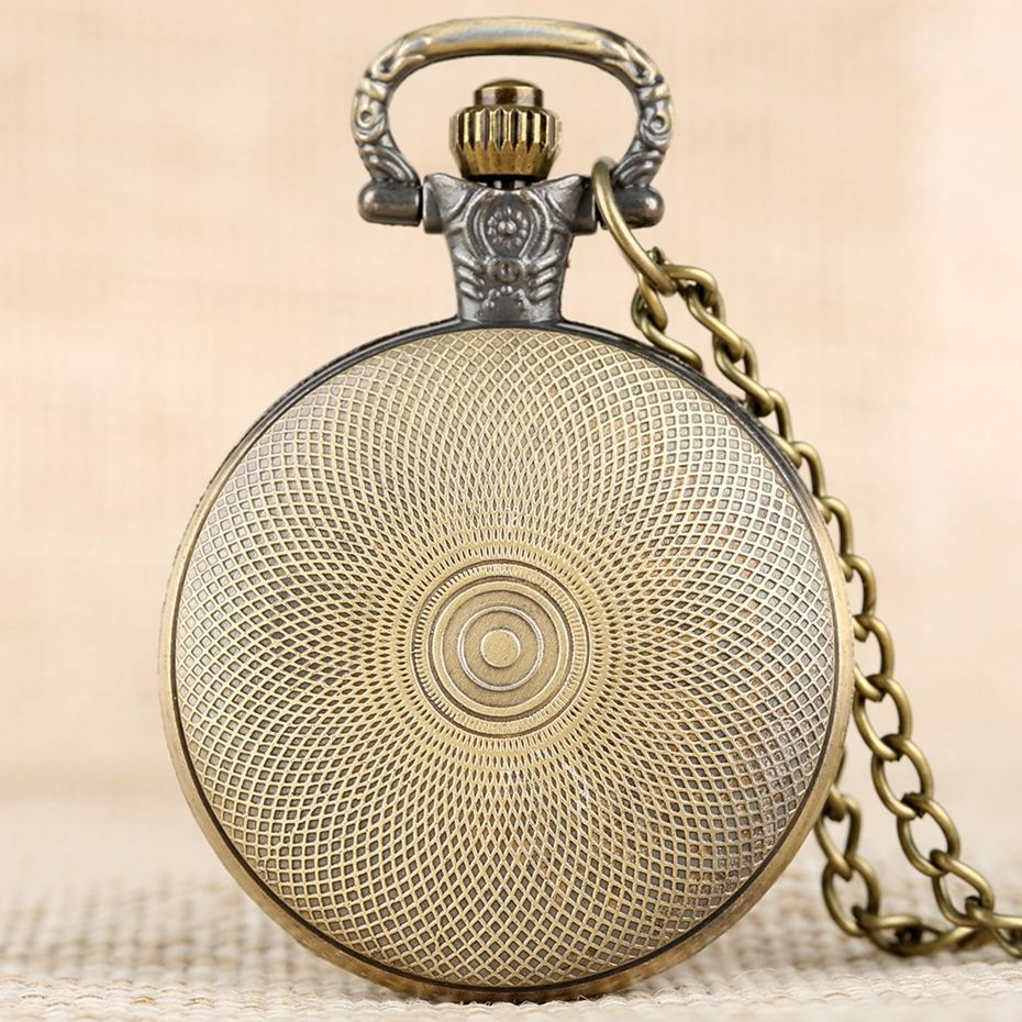 Hot Selling Classic The Little Prince Movie Planet Blue Bronze Vintage Quartz Pocket FOB Watch Popular Gifts for Boys Girls Kids 2019 2020 2021 2022 2023 2024 (15)