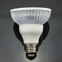 YRANK Best Seller! E27 COB LED Par30 15W dimmable Bulb Light Lamp Cool White AC 85-265V 50-60Hz Aluminum 6pcs/lot