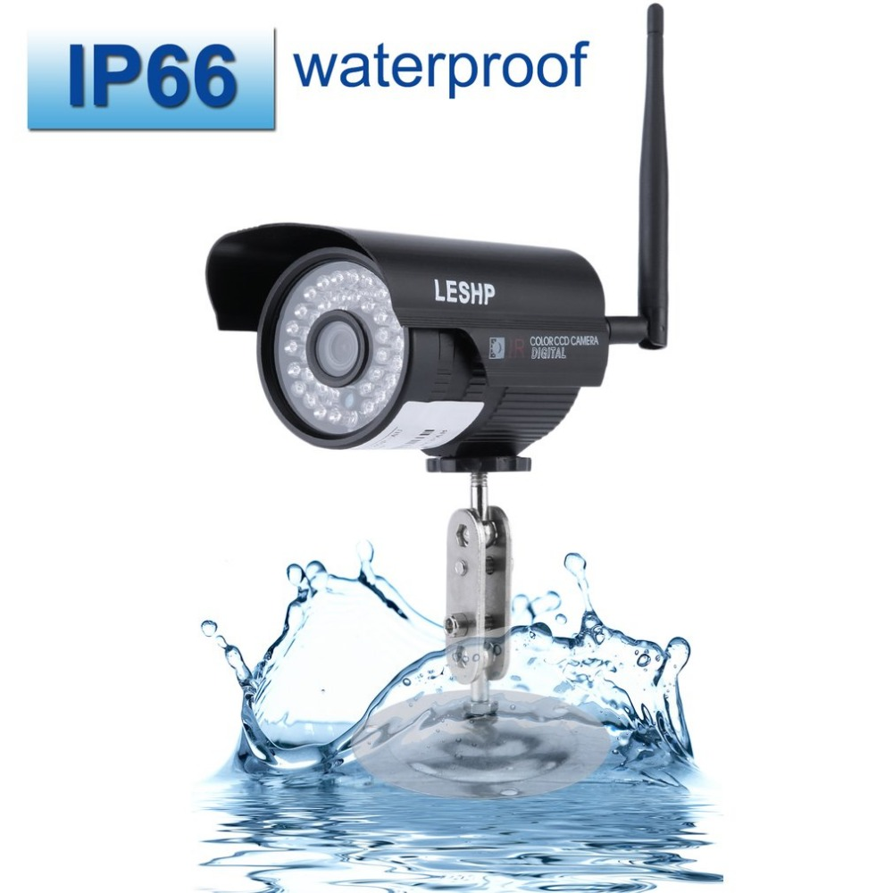 цена 720P HD IP Camera Wireleess Outdoor Security Camera IP66 Waterproof AHD Surveillance Camera Home CCTV Security Webcam AU Plug