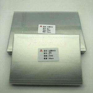 Image 3 - 250um OCA דבק עבור Ip 6/7/7.9/8/9.7/10.1/12.9/15.6 אינץ מגע מסך זכוכית Oca למינציה Lcd תיקון עבור מיצובישי Oca דבק