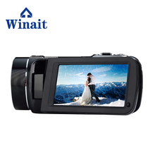Full HD 1080p with  rechargeable lihtium battery Digital Video Digicam Video Camcorder HDVZ80