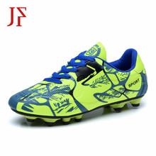 Buy JF 2019 fashion breathable sports shoes children's student shoes soccer shoes outdoor sports shoes size 31-43 directly from merchant!