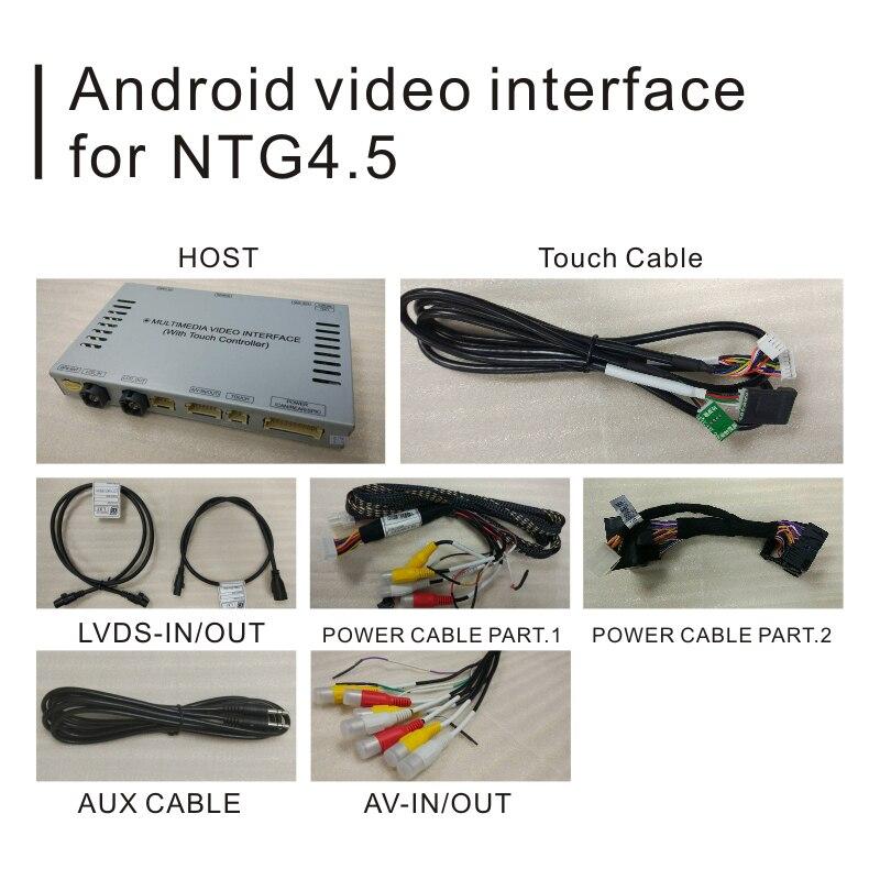 Android 6 0 GPS navigation box für Mercedes benz C klasse W204 205