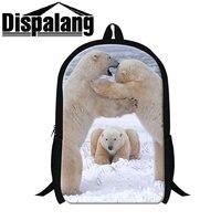 Dispalang 2017 Newest Stylish Owl Bear Backpack For Women Children School Shoulder Bags Cute Animal Bookbag