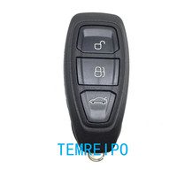 3 Buttons Smart Remote Key Shell Case Fob For Ford Fiesta Focus Mondeo C Max Kuga