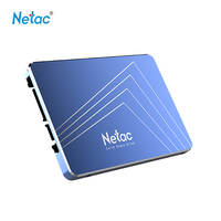 Netac SSD Внутренний твердотельный накопитель цифровой 128 ГБ 256 ГБ 360 ГБ 512 ГБ 1 т 2,5 ''SATA жесткий диск N600S SSD накопитель для ноутбука Настольный