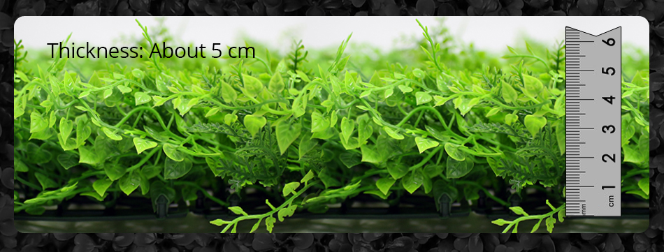 Faux Artificial Ivy Leaf Green Privacy Balcony Fence Screen Decoration 1MX1M Panels Hedges Yard Garden Wedding Decorations1
