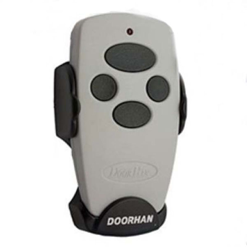 Wholesale 50pcs Garage Gate Door Opener Hand Remote Control For Doorhan Transmitter 4 цены онлайн