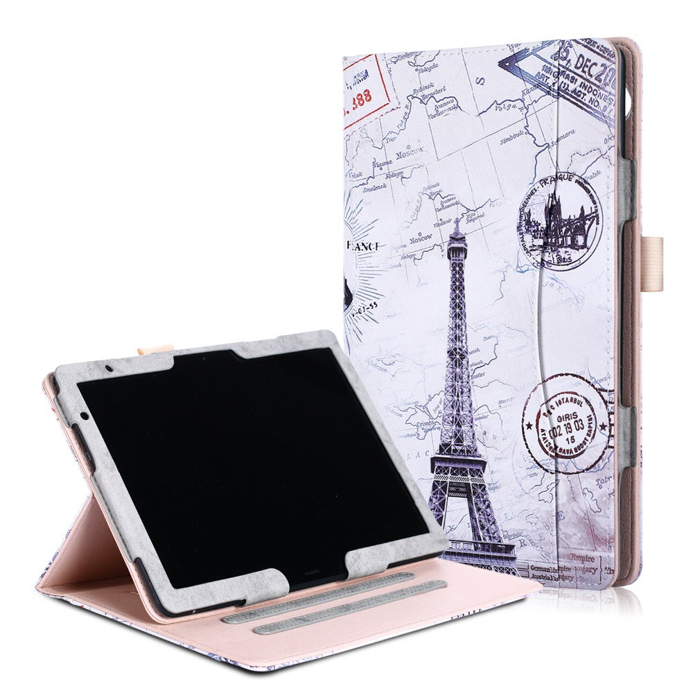 Case For funda Huawei MediaPad T5 10 AGS2-W09/L09/L03/W19 Tablet cover for Huawei mediapad M5 lite 10 10.1 BAH2-W19/L09/W09 new 9h glass tempered for huawei mediapad t5 10 tempered glass screen film for huawei mediapad t5 10 inch tablet screen film