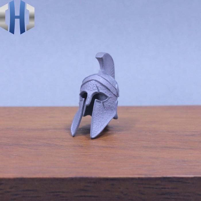 Spartan Casques Couteaux Titane Alliage Corde Pendentif lampe de Poche Pendentifs Corde Perles EDC Accessoires Nouveau Paracord