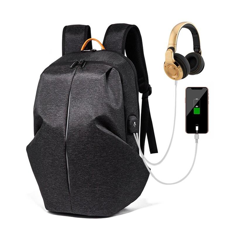 Multifonction USB hommes sac à dos 15.6 pouces sacoche pour ordinateur portable pour adolescent mode femmes voyage polochon sacs d'école sac a dos mochila