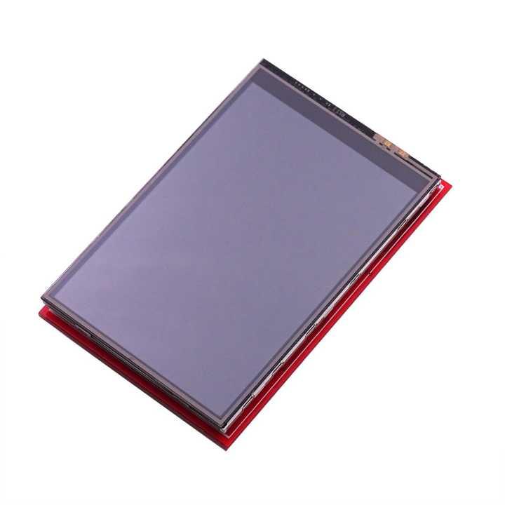 3.5 polegada TFT LCD Tela Sensível Ao Toque Para placa uno mega2560 board plug e jogar 3.5 Placa de Exposição Do Módulo LCD TFT LCD para arduino uno