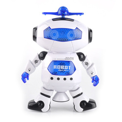 Wonderful high quality smart space dance robot electronic walking toys with music light gift for kids.jpg 250x250