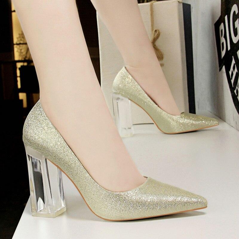 Dames Hauts Haute Soie Pompes Nouveauté Super De Bout Chaussures Ummewalo Solide Conception Pointu Talons Femmes Sxw6qW0Rtf