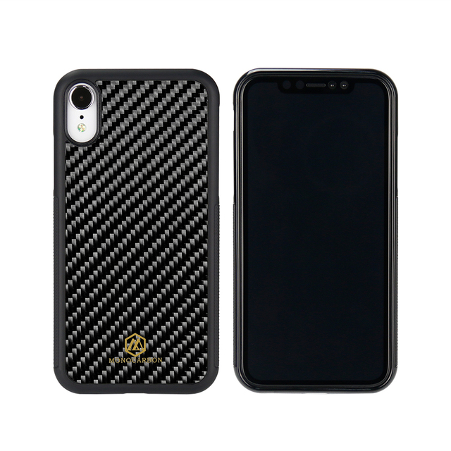 Carbon Fiber case  I Phone XS, XR and XS MAX