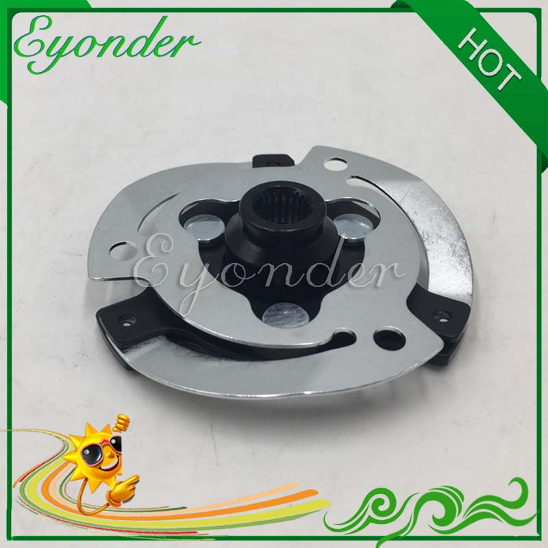 AC A/C Air Conditioning Compressor Magnetic Clutch hub plate front Sucker for Sanden pxe16 for Volkswagen New Beetle Touran
