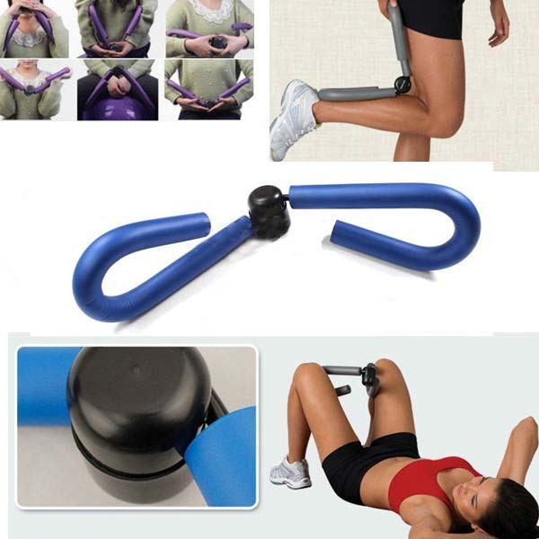 Brand New Slim Thighs Workout Equipment Thigh Master Hip Leg Arm Exerciser Home Gym Tool