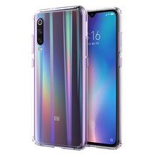 CYATO Tempered Glass Case For Xiaomi 9 Mi9 Phone Clear Cover Aurora Luxury Business Film Man Woman New Arrival