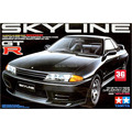 TAMIYA scale model 1/20  plastic scale car 24090 SKYLINE GT-R  plastic assembly model kits scale car  model building kit